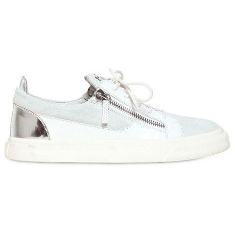 celine cabas phantom bag price - Giuseppe Zanotti White \u0026amp; Silver Sneakers | Giuseppe Zanotti ...
