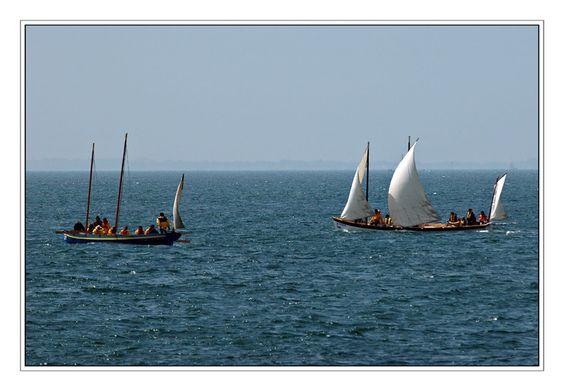 **Semaine du Golfe #2** - Locmariaquer, Bretagne