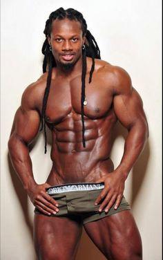 Black Bodybuilder Gay 12