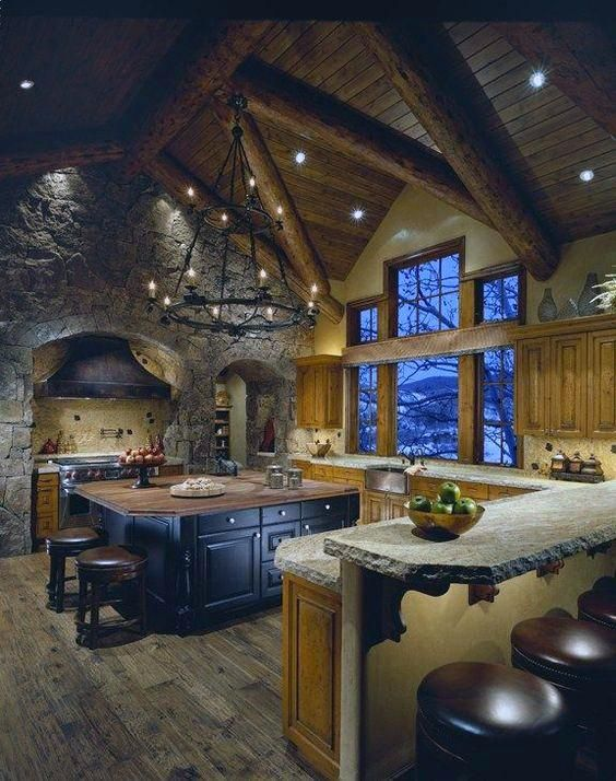 Modern Log Home Interiors Top Best Log Cabin Interior Design Ideas