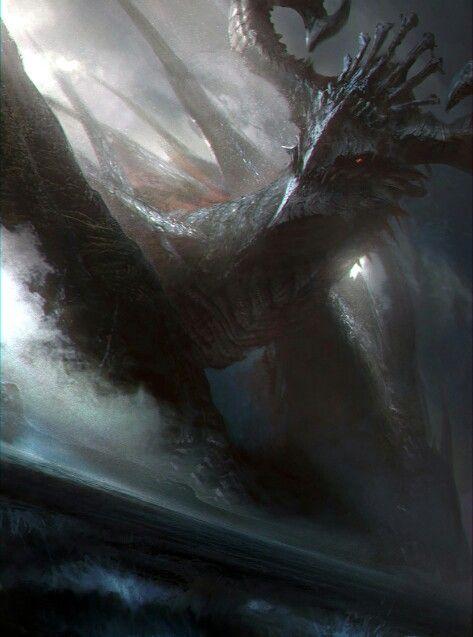 Leevanthfyris, O Dragão Sagrado do Cosmo. Mão direita do Imperador Dragão e líder dos Cinco Dragões Sagrados. Durante a guerra draconiana, foi considerado o maior dos dragões. Derrotando um exercito de criaturas que iam de origem demoníaca a divina e reivindicando as terras montanhosas do oeste. Seu poder envolve a manipulação do espaço ao seu redor. Podendo tocar até mesmo o tecido da realidade.