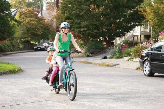 Ready to Roll! 6 Family-Friendly Bike Rides for Mother's Day and May - ParentMap