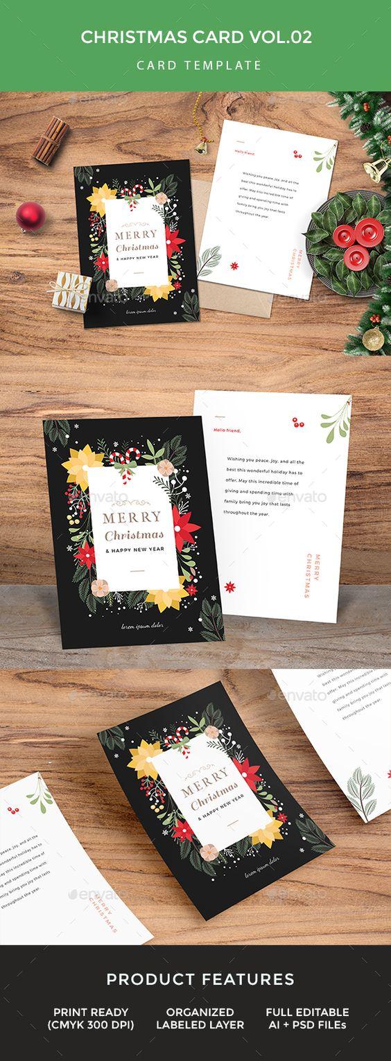 Christmas Card Christmas Cards Christmas Card Template Cards