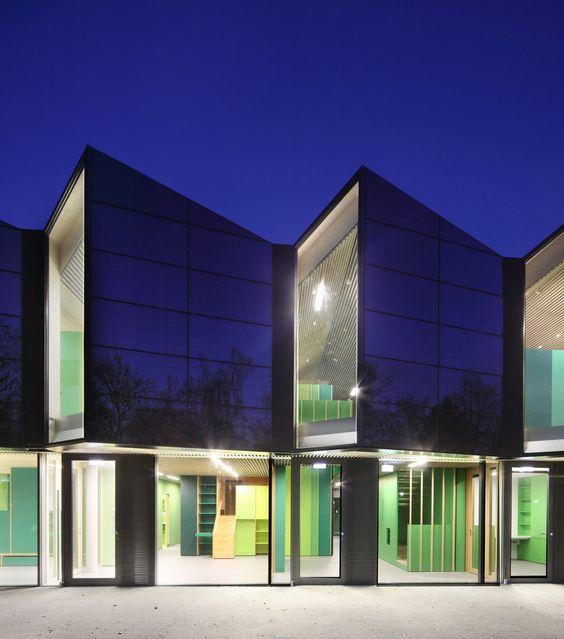 Gallery of Nursery +E In Marburg / Opus Architekten - 16