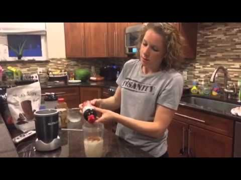 shakeology recipe; chocolate
