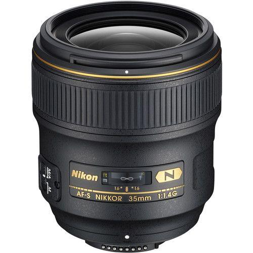 Nikon Af S Nikkor 35mm F 1 4g Lens In 2021 Nikon Nikon 35mm Nikon Wide Angle Lens