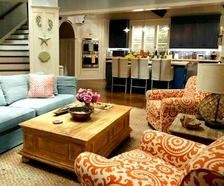 Decor Beautiful Beach Homes Ideas And Examples For Your Living Room