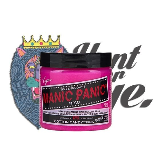 This cotton candy dye for Frenchie-style hair. | 21 Items Every Pink Lady 100% Needs