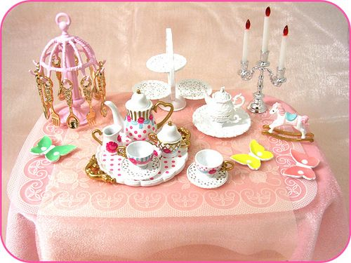 rement princess tea set | Flickr - Photo Sharing!