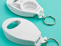 Perfectly Plain Collection Bottle Opener/Key Chain Favors