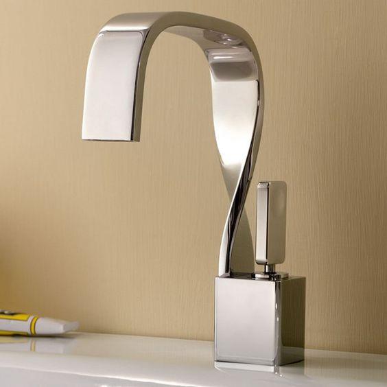Coolest Kitchen Faucets: 40 Breathtaking And Unique Bathroom Faucets