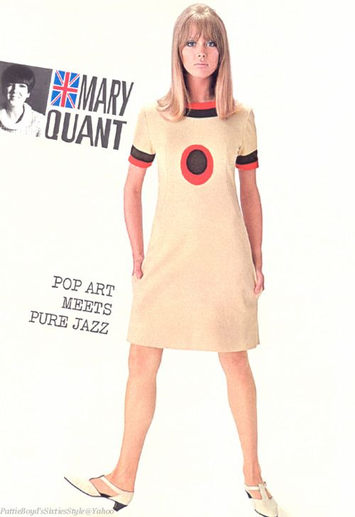 Mary Quant - 60-as évek divatja