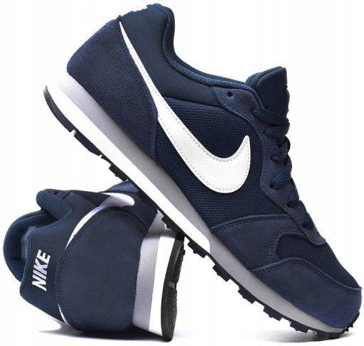 Nike Md Runner 2 749794 410 Buty Meskie Zamszowe 7519950011 Oficjalne Archiwum Allegro Nike Sneakers Sneakers Nike