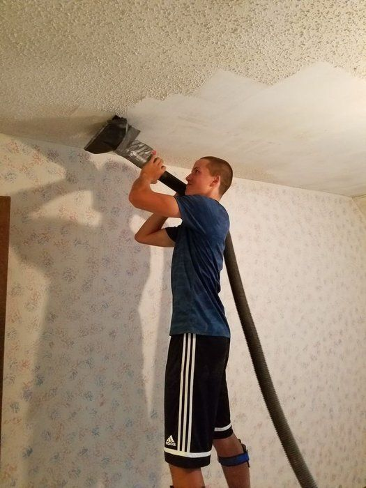 Popcorn Ceiling Removal Tool Removing Popcorn Ceiling Popcorn Ceiling Scraping Popcorn Ceilings