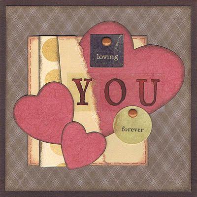 handmade card design ideas Free Card Making Ideas – Card Making Ideas for Valentines Day