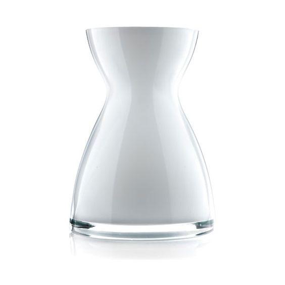 Eva Solo Tools Florentine Vase White Panik Design 2
