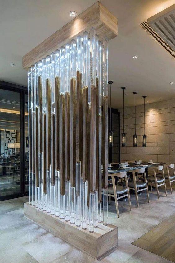 Trik Khusus 30 Partisi Rumah Minimalis Kecil Jadi Luas Desain Partisi Ruang Tamu Desain Interior Interior