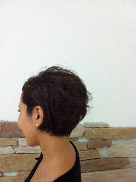 ショートボブ おしゃれまとめの人気アイデア Pinterest さち 髪型 ショート パーマ 40代 安田成美 髪型