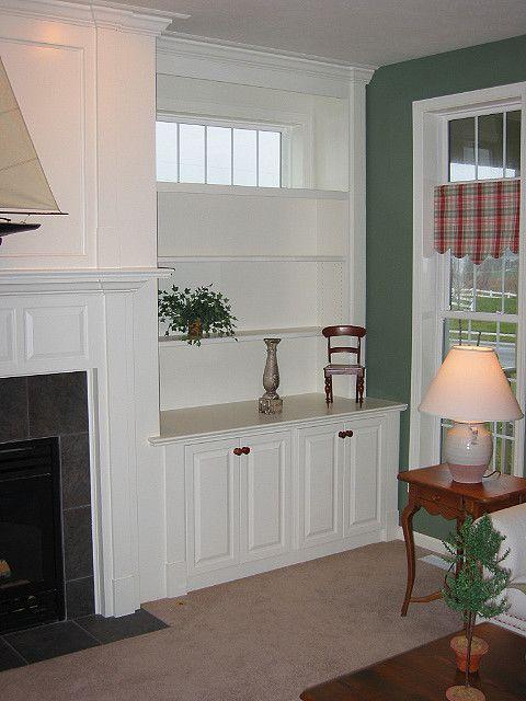 This Window Over Bathroom Mirror Cape Cod Beach Cottage