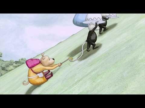 Picknick met taart - Meneer en Mevrouw Hond - Aflevering 1 - YouTube