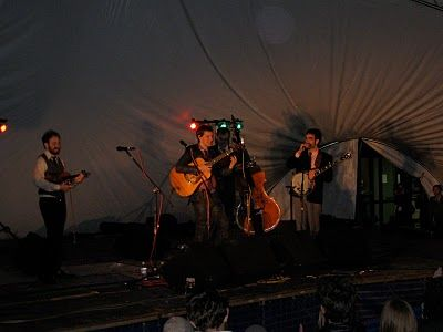 Punch Brothers  Girdwood, AK   2010