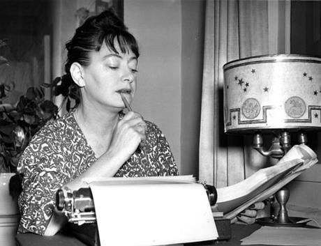 """Dorothy Parker. """"You can lead a whore to culture, but you can't make her think."""""""