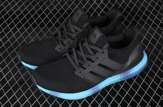 Details about New Adidas UltraBoost 'Rainbow' FV7280 Black Yellow, Running Shoes Sneaker