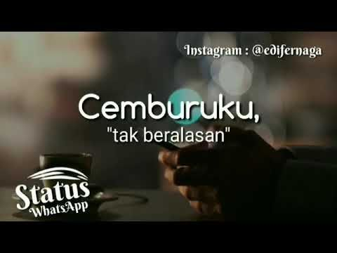 Story Wa Romantis Ada Cinta Youtube Dengan Gambar Kata