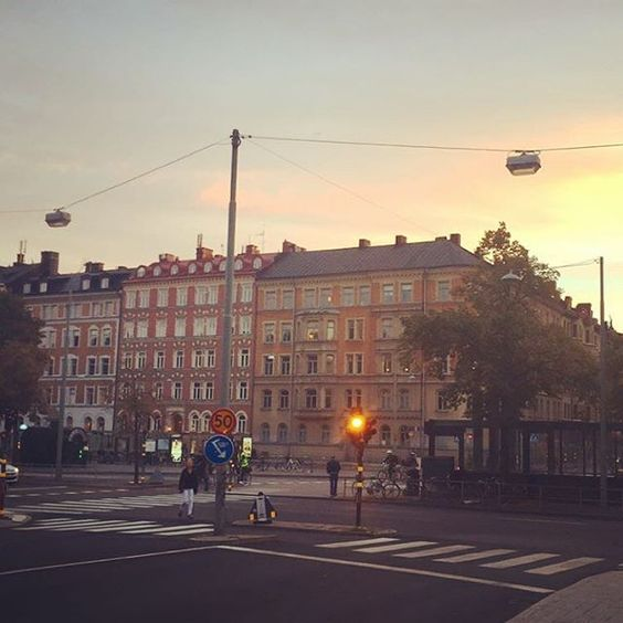 Tekniska högskolan, Stockholm, Sweden