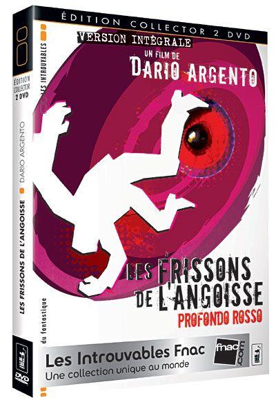 Les frissons de l'angoisse • Dario Argento