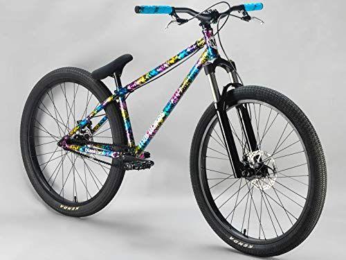 Mafiabikes Blackjack D 26 26 Inch Jump Trails Bike Wheelie Bike