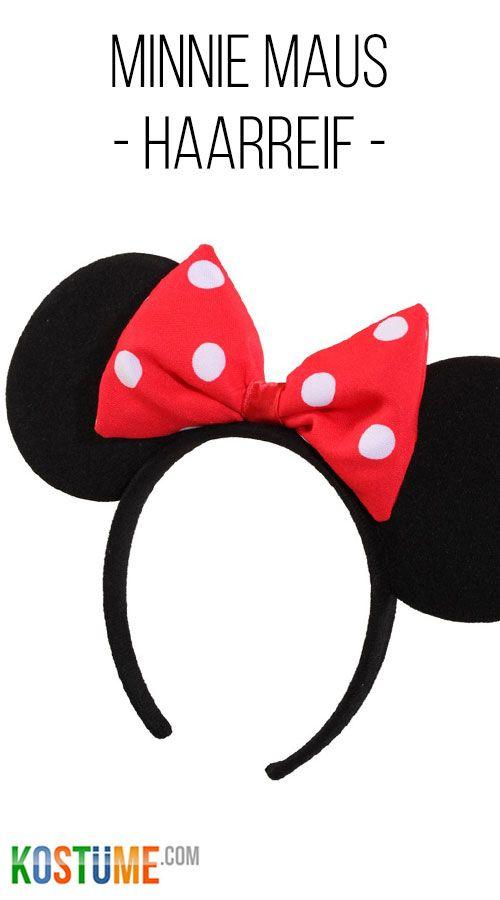 Mini Mauschen Ohren Mit Schleife Fur Kinder Mini Maus Ohren Mini Maus Minnie Maus Kostum