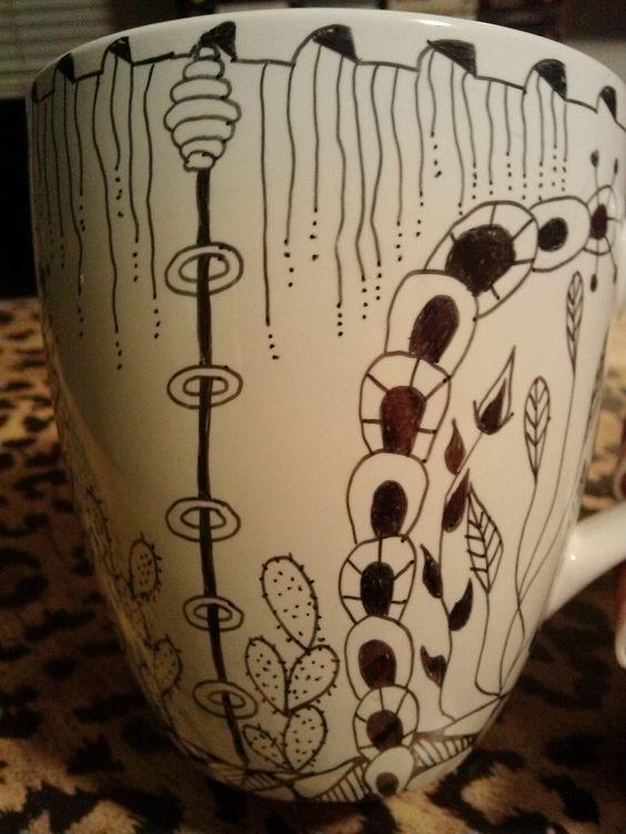 https://flic.kr/p/ehLna4 | tangled mug | view 1