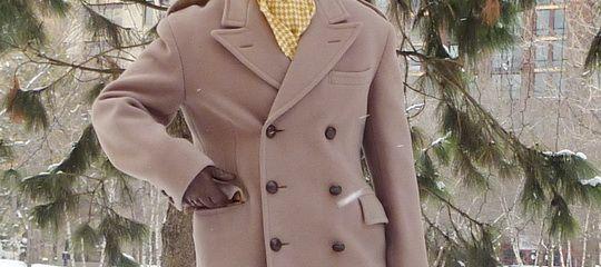 The British Warm Overcoat