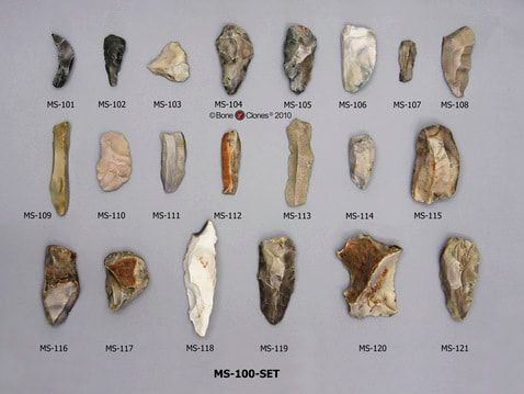 Tools identifying flint How To…