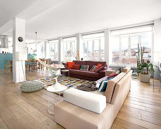 Ideas de #comedor, cocina, salon, estilo #eclectico color ...