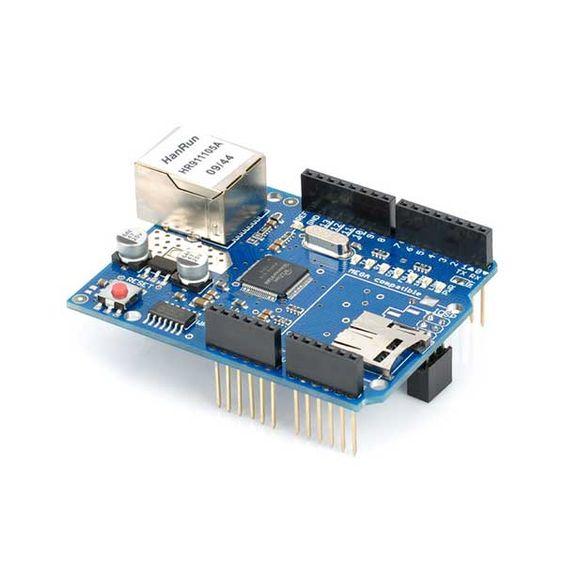 Ethernet (LAN) Shield Arduino