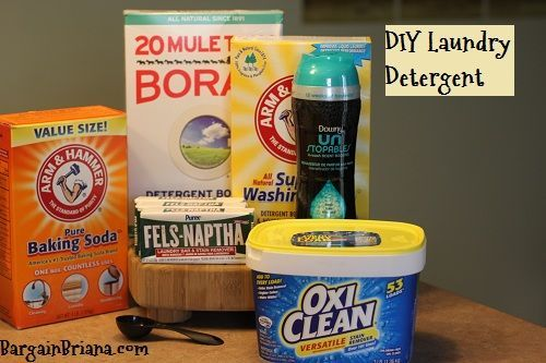 Is Making Your Own Laundry Detergent Worth The Cost Recipe