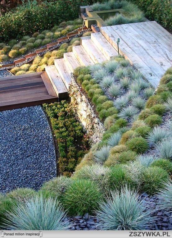 7 Inconceivable Garden Ideas Reddit Ideas Modern Design Front Yard Landscaping Design Sloped Backyard Sloped Garden