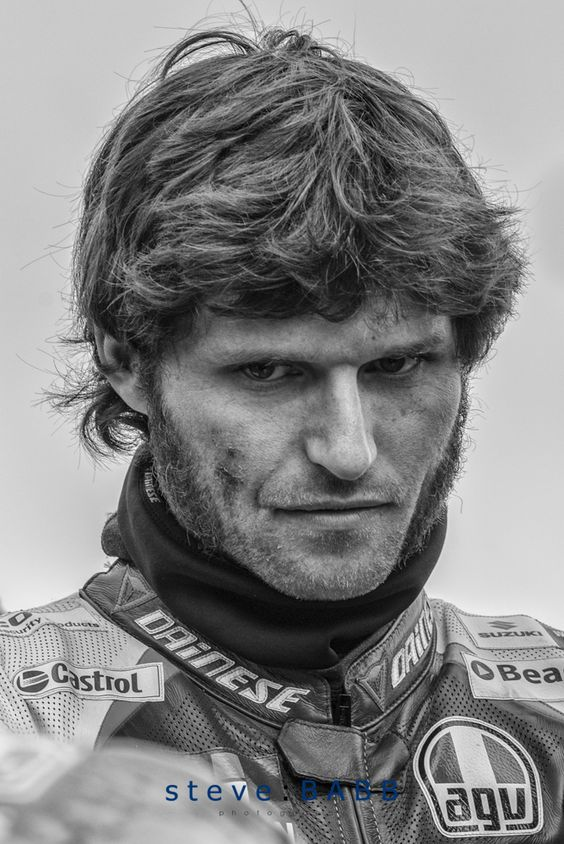 """Guy Martin   born 4 November 1981 in Kirmington, Lincolnshire, England   British motorcycle racer. Has primarily competed in road racing events. Widely regarded as an amiable and """"colourful"""" character, Martin has at times found it difficult to concentrate on his racing, primarily as a consequence of the huge media attention he attracts, not least at the Isle of Man TT. Creating certain a degree of controversy, both with race officials and team principals."""