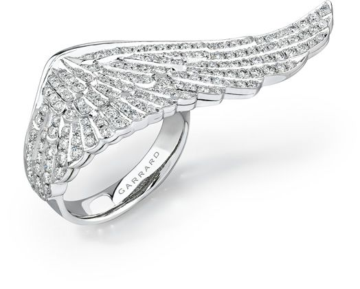 On The Wings Of Love Garrard Rings Jewels Jewelry Beautiful Jewelry