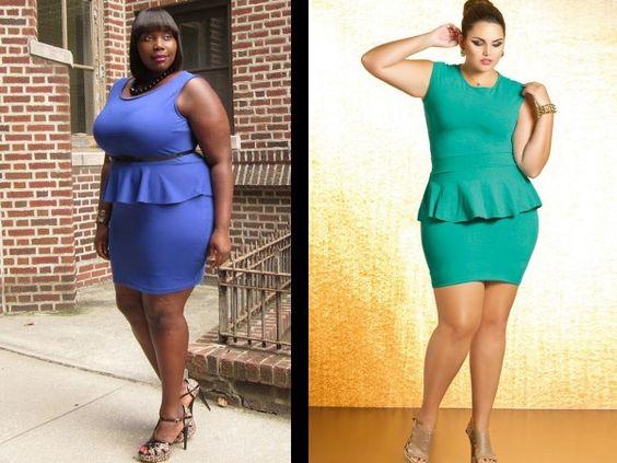 A moda também é para as plus size! Confira dicas - 1 (© Fotos: Cleo Fernandes; Blog Jay Miranda; Elegance Plus Size Divulgação; leblogdebigb...