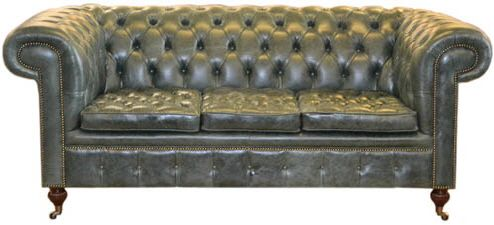ein elegantes statement the king george chesterfield - Fantastisch Wunderbare Dekoration 14 Sofa Aus Leder Das Symbol Von Eleganz Und Luxus