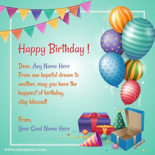 Happy Birthday Greeting Card Latest Amazing Birthday Wishes