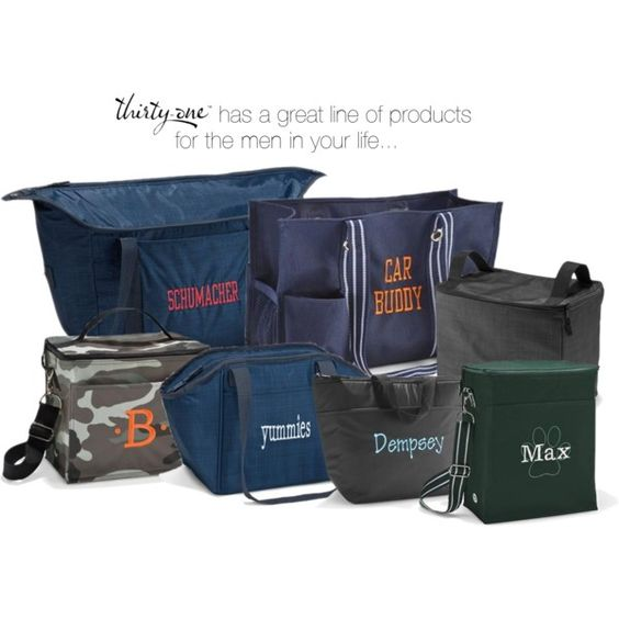 Thirty-One Gifts - Behind every good man is a good Thirty-One product! http://www.mythirtyonegifts.com/hollypearce