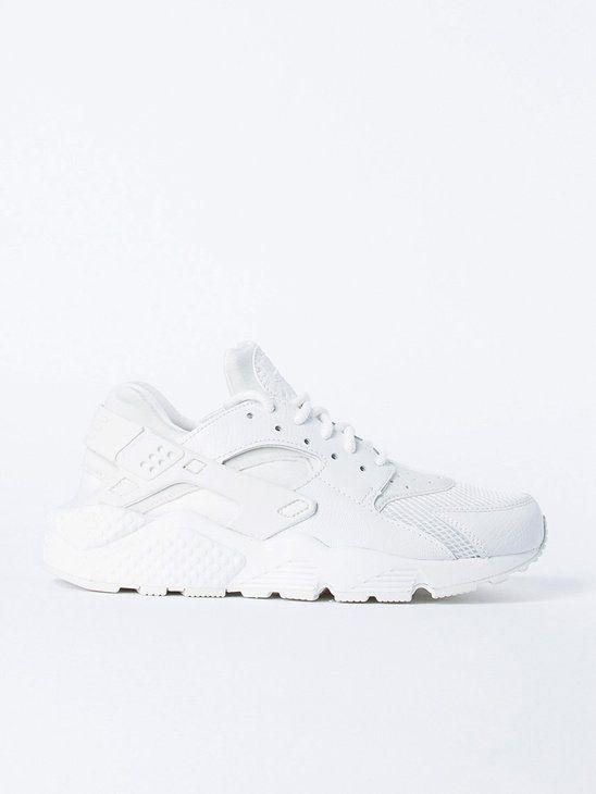 APLACE Nike Air Huarache Run S White Nike | Nike air