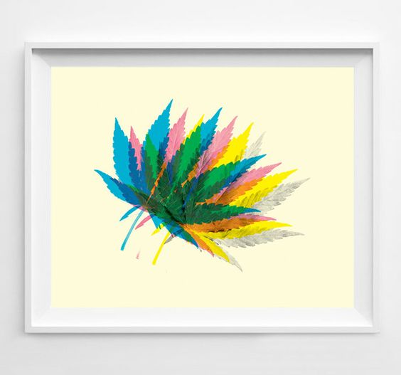 Marijuana - Weed Art - Weed Poster - Pot Leaf - Pot Leaf Poster - Weed Print - Marijuana Art - Marijuana Poster - 420 - Pot Leaf Art - by FlyingPalmStudio on Etsy https://www.etsy.com/listing/233558003/marijuana-weed-art-weed-poster-pot-leaf