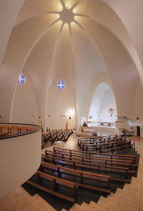 St Engelbert - Köln - Dominikus Böhm - 1931