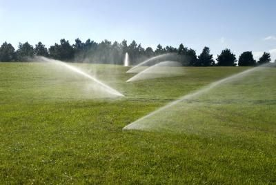 How to Adjust a Hunter Sprinkler