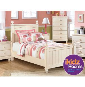 Twin Poster Bed Youth Bedroom Bedrooms Art Van Furniture Michigan 39